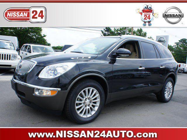 2011 Buick Enclave Cxl 1 Carbon Black Metallic The Kind Of Car I Bought Today Buick Enclave Enclave Vehicles