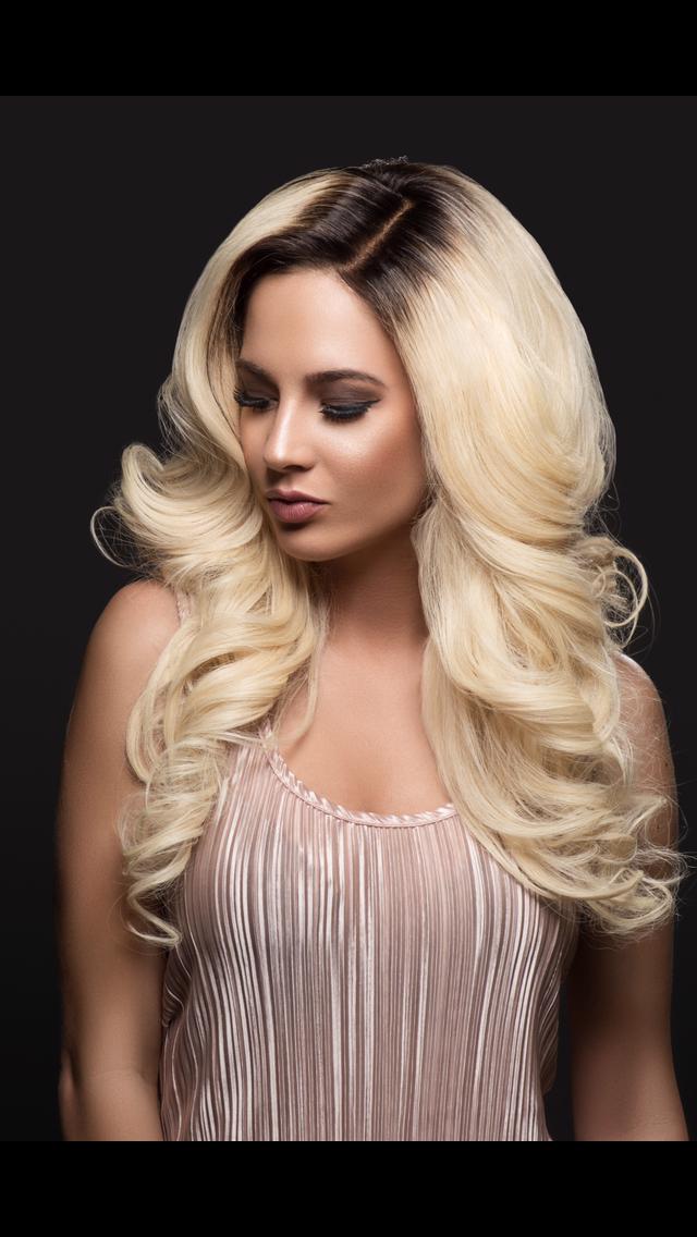 Großhandel Blondes Haar – 20 / Wellig