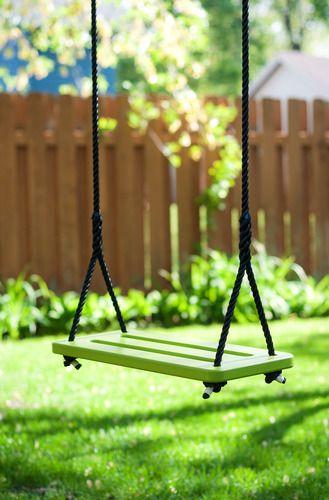 Rope Swing In 2020 Rope Swing Tree Swing Modern Outdoor Furniture