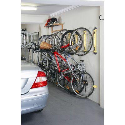 Gear Up Inc Steady Rack 1 Bike Vertical Storage Rack Bike Rack Wall Bike Storage Garage Bike Storage Rack