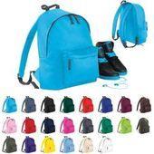 Photo of Bg125 BagBase Original Fashion Backpack BagBase