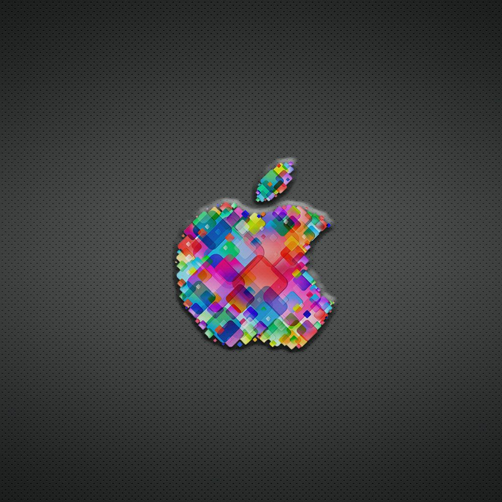 Apple Logo Speaker Wallpaper