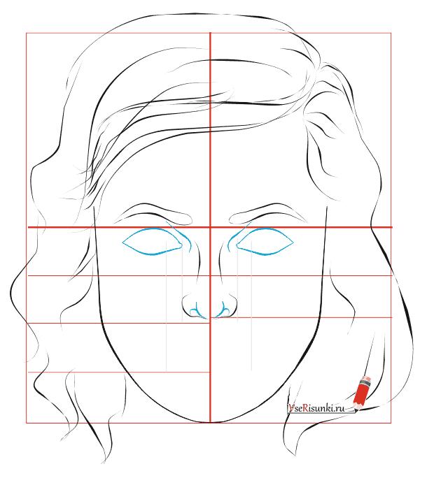 Kak Narisovat Portret Karandashom Poetapno Portret Risovanie Portretov Grafitovye Risunki