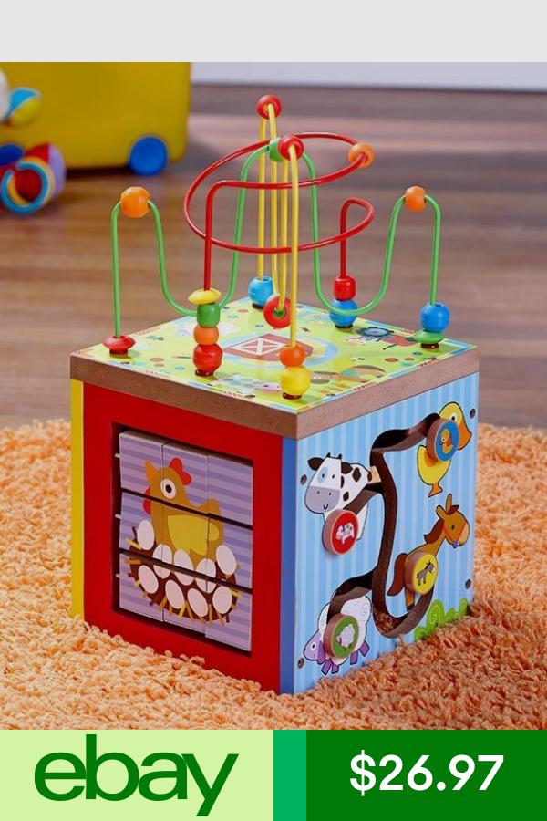 First Learning Developmental Baby Toys Baby #ebay | Baby ...