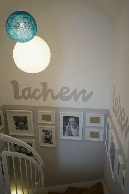 die besten 25 treppenhaus streichen ideen auf pinterest treppe streichen halb bemalte w nde. Black Bedroom Furniture Sets. Home Design Ideas