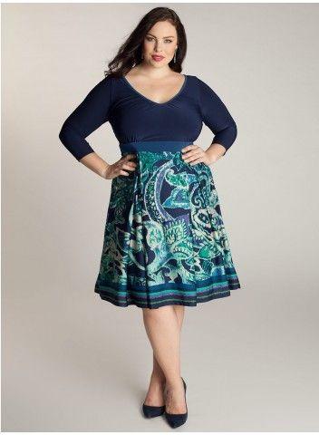 de54c927d35 IGIGI Addison Plus Size Dress on shopstyle.com