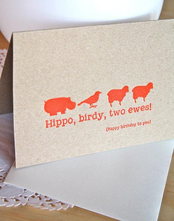 play on words 35th birthday – Fun Homemade Birthday Cards