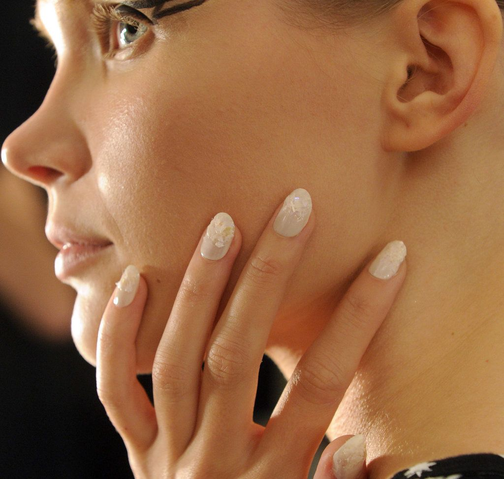 All of the Brilliant Nail Art Looks That Are Trending This Spring ...