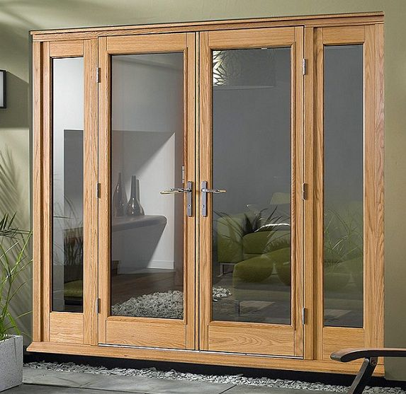 European Style Solid Wood Aluminium French Doorg This In Our