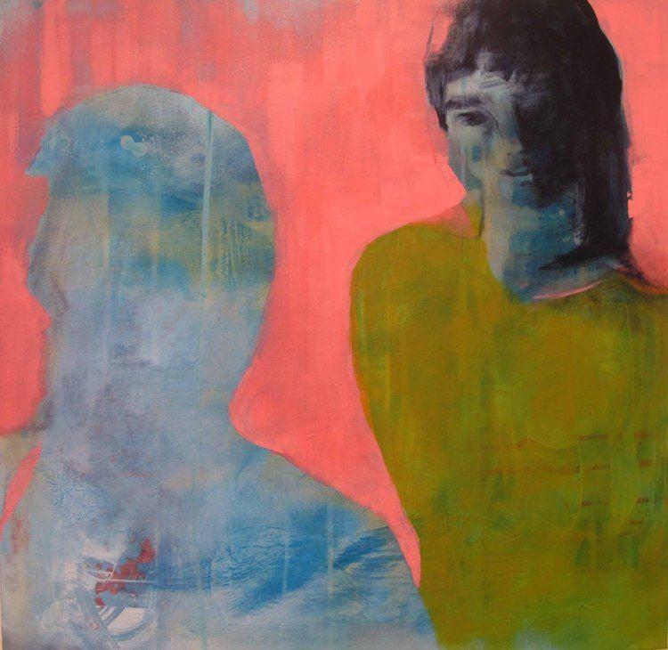 EN KJÆRLIGHETSHISTORIE BY ANNE-BRITT KRISTIANSEN  #fineart #art #painting #kunst #maleri #bilde  www.annebrittkristiansen.com/anne-britt-kristiansen-kunst-2012