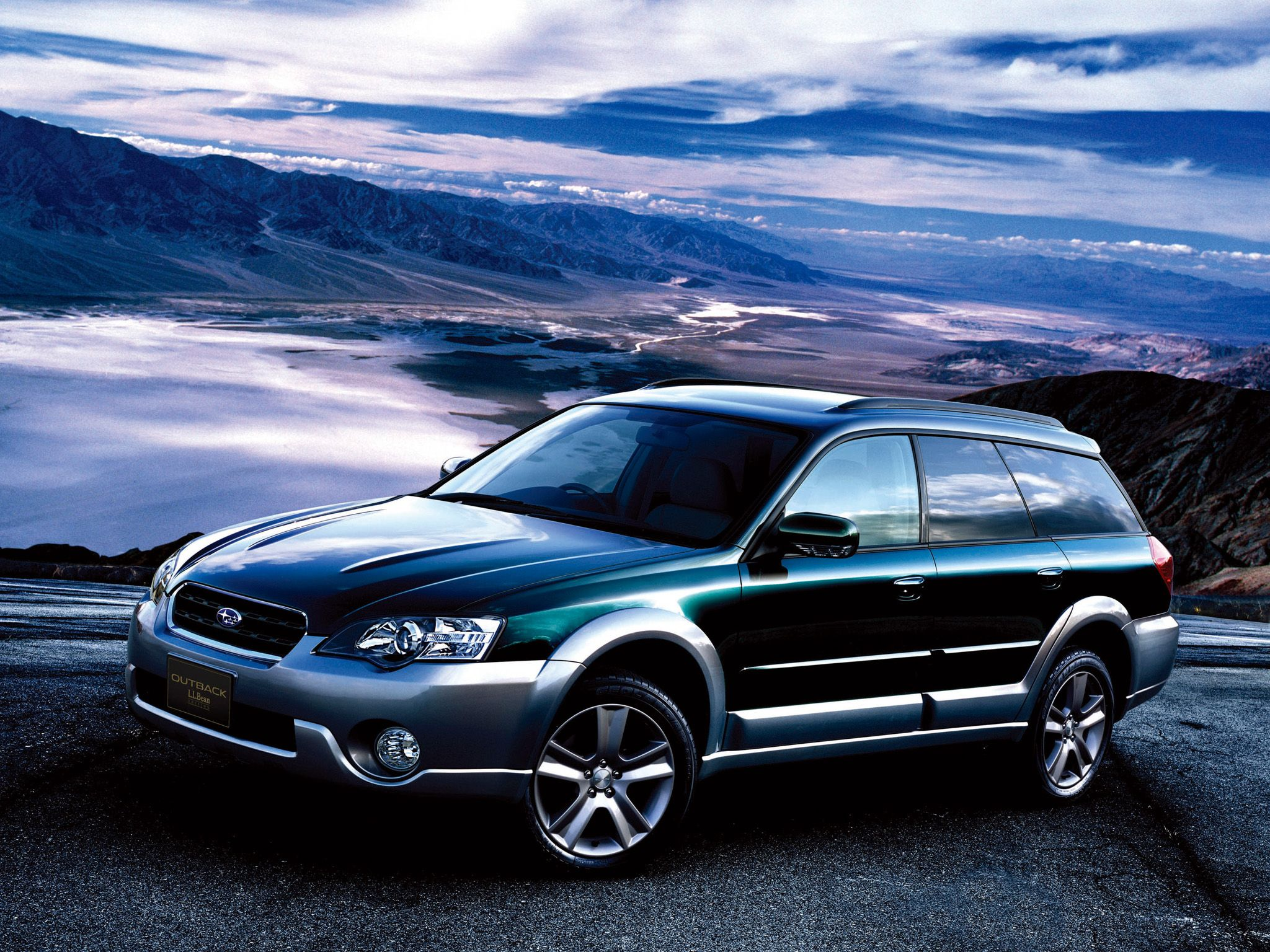 subaru outback 3 0r l l bean edition autos suv vans. Black Bedroom Furniture Sets. Home Design Ideas