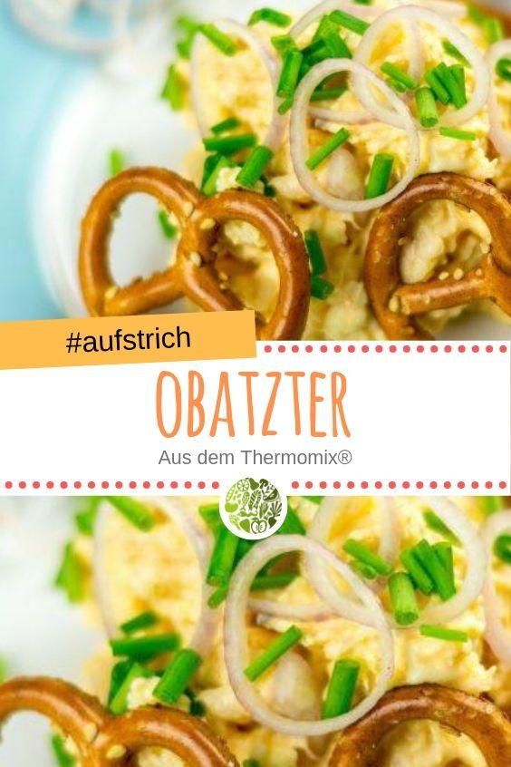 Photo of Obazda from Thermomix® TM5® or TM31 • will-mixen.de