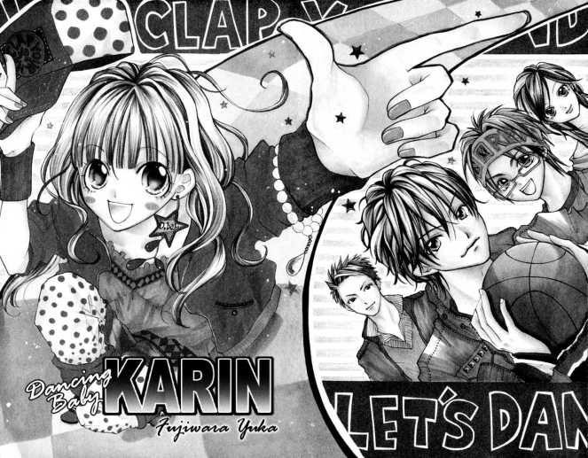 Dancing Baby Karin 11 | Manga_Manhua_Manhwa | Nhảy
