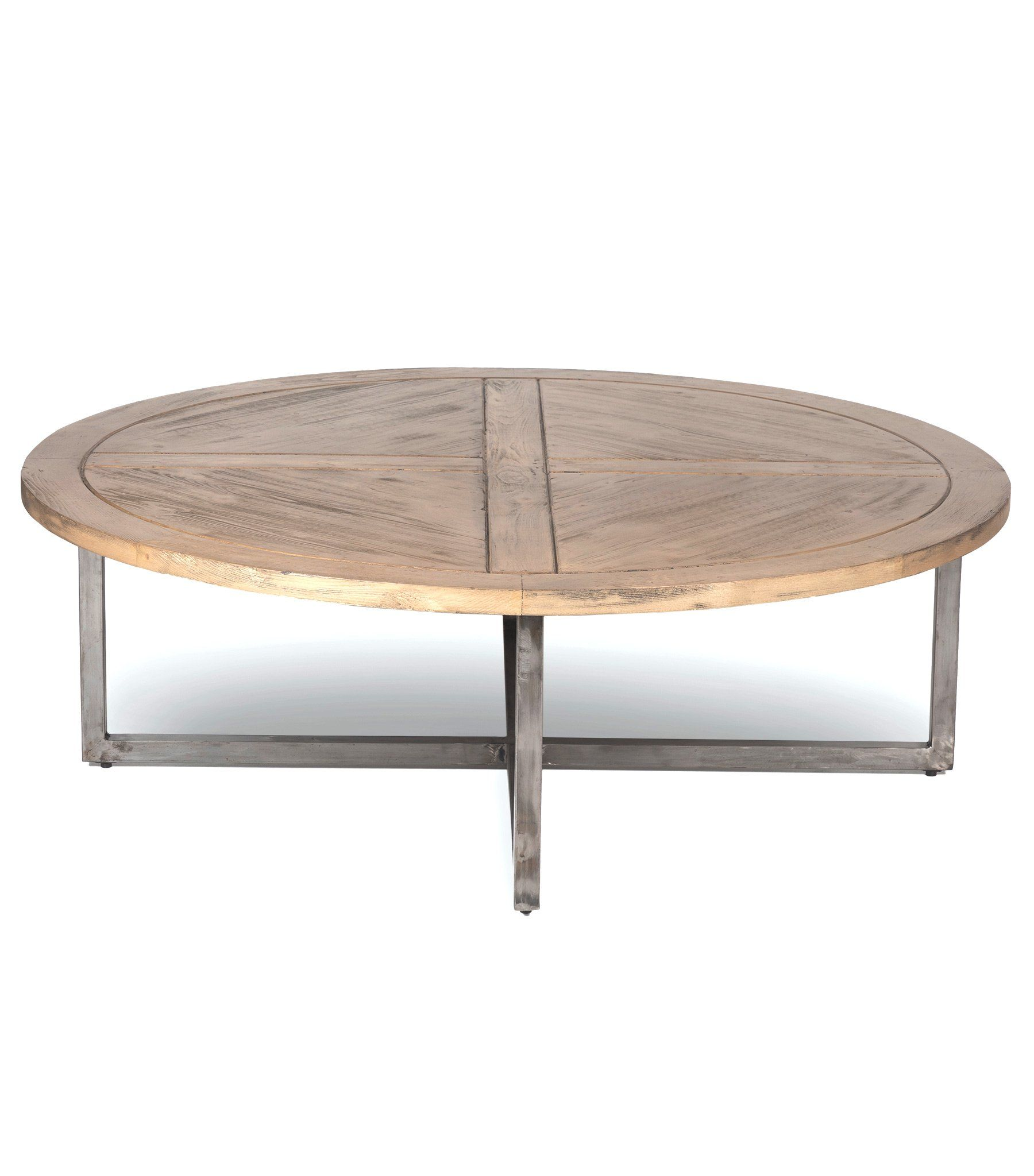 Axel Coffee Table Round Downeast Coffee Table Living Room Loft Round Coffee Table [ 2048 x 1800 Pixel ]