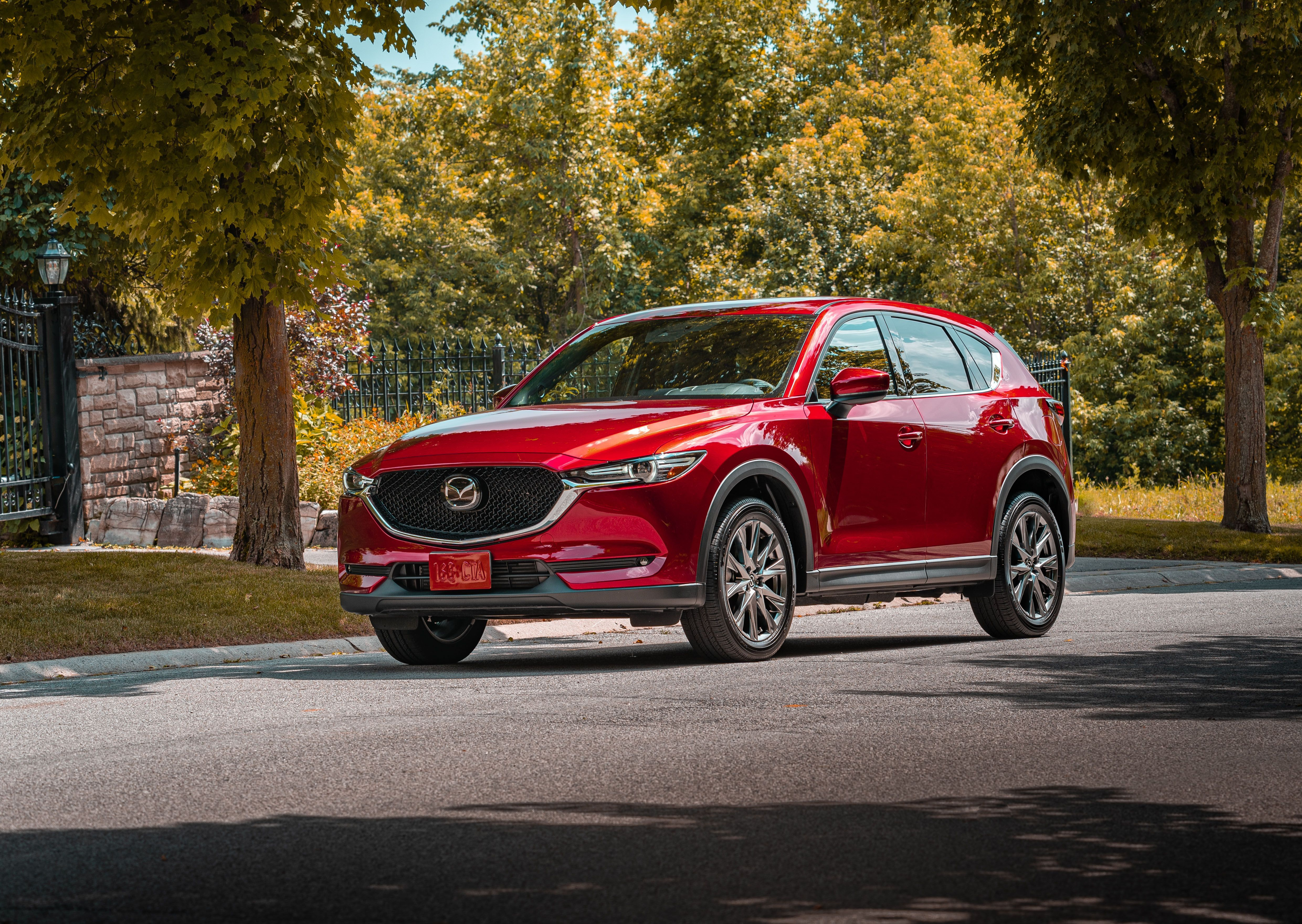 Awesome 2020 Mazda Cx 5 Grand Touring Review And Pics Di 2020