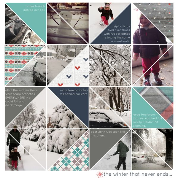 Free Picture Collage Templates | ... rectangle collage templates ...