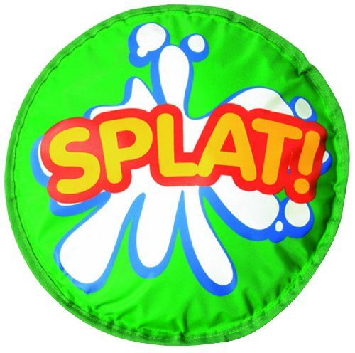 Petmate 0353442 Bigsqueaks Splat Dog Toy Large Multicolored