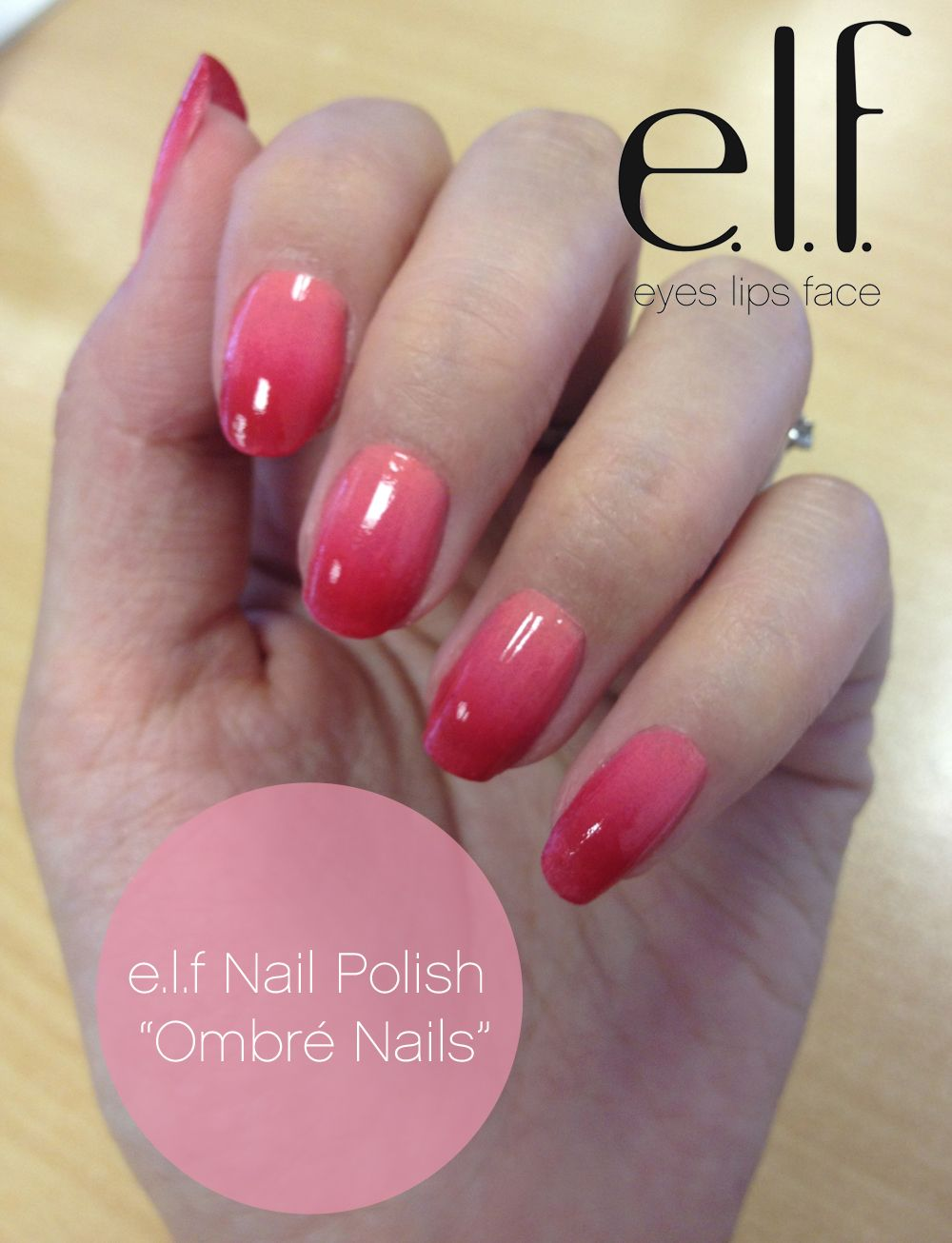 Me My Elf And I Ombre Nails How To Tutorial Video