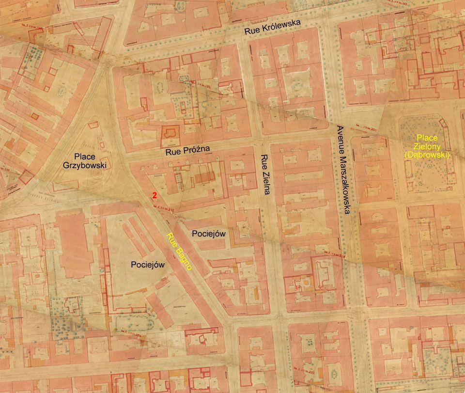 Pociejow Rue Bagno Cliquer Pour Agrandir C Www Mapa Um