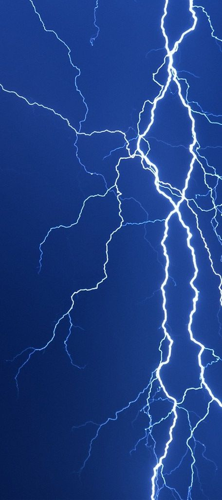 Iphone electricity live wallpaper