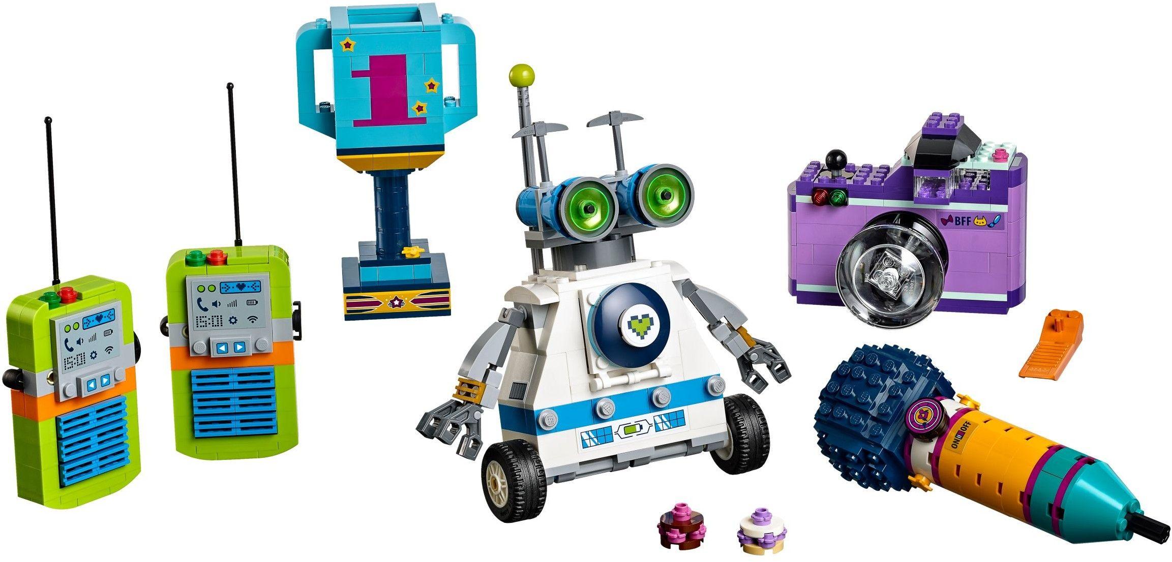 (2018) 41346 Friendship Box Lego friends sets, Lego