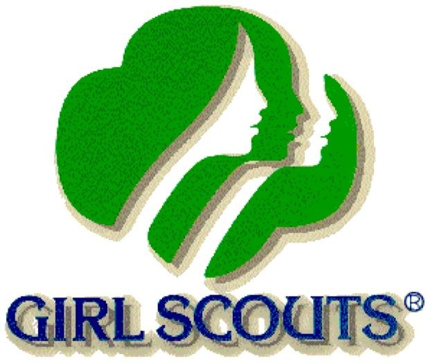 girl scout logo clipart free clip art images girl scouts rh pinterest co uk girl scout cookies clipart free girl scout brownie clip art free