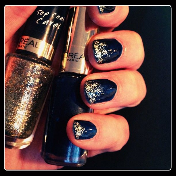 Le Sternenhimmel den sternenhimmel auf den nägeln tragen color riche le vernis