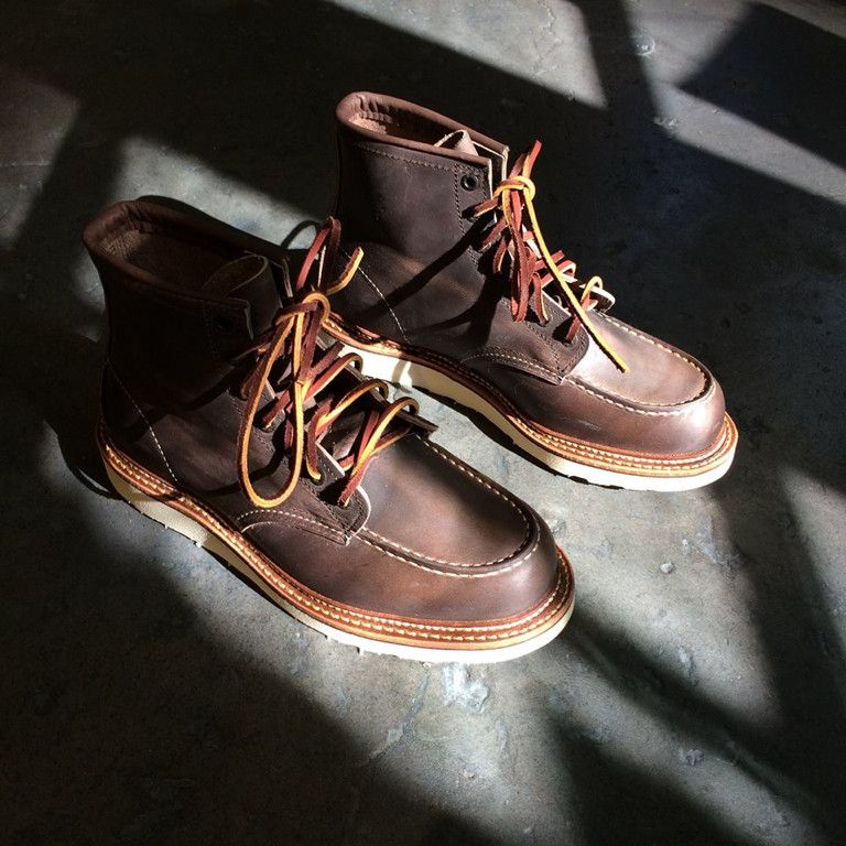 25573051a82 Limited Edition Red Wing Heritage Work Boot Style 8883 / Classic 6 ...