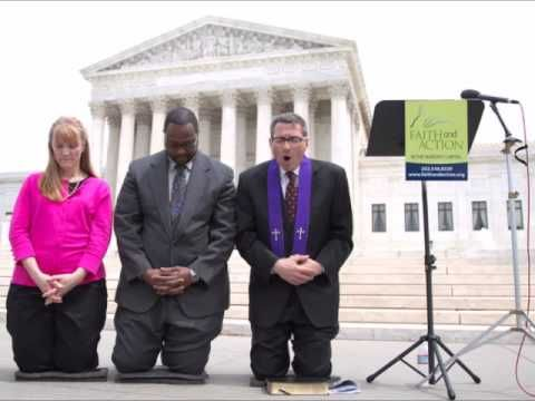 Political Prayer & Supreme Court   Great, Thanks - Beware of Religious P...