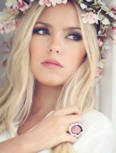 maquillage mariée boheme , Recherche Google