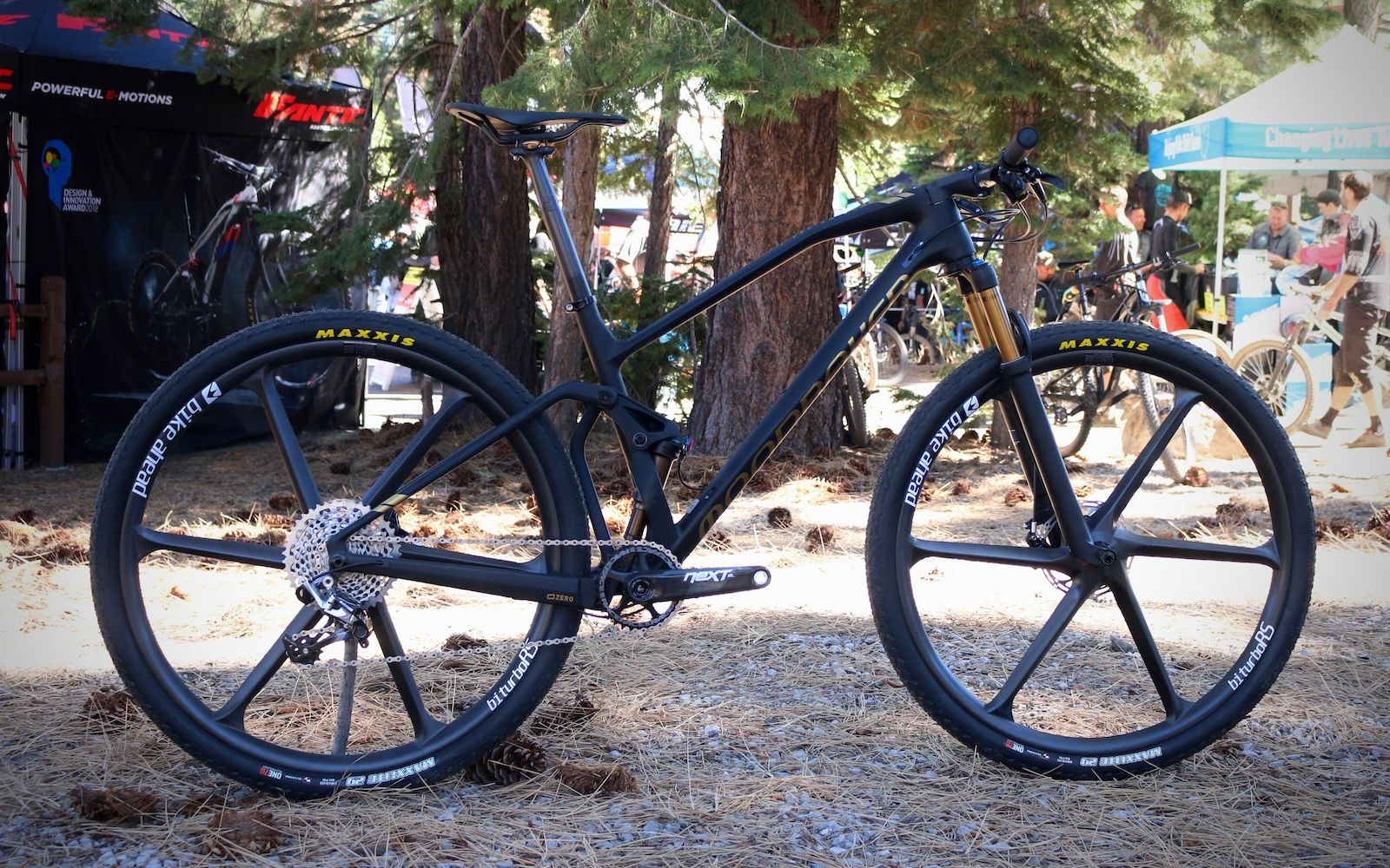 Is This Mondraker Prototype The Wildest Xc Bike Of The Year