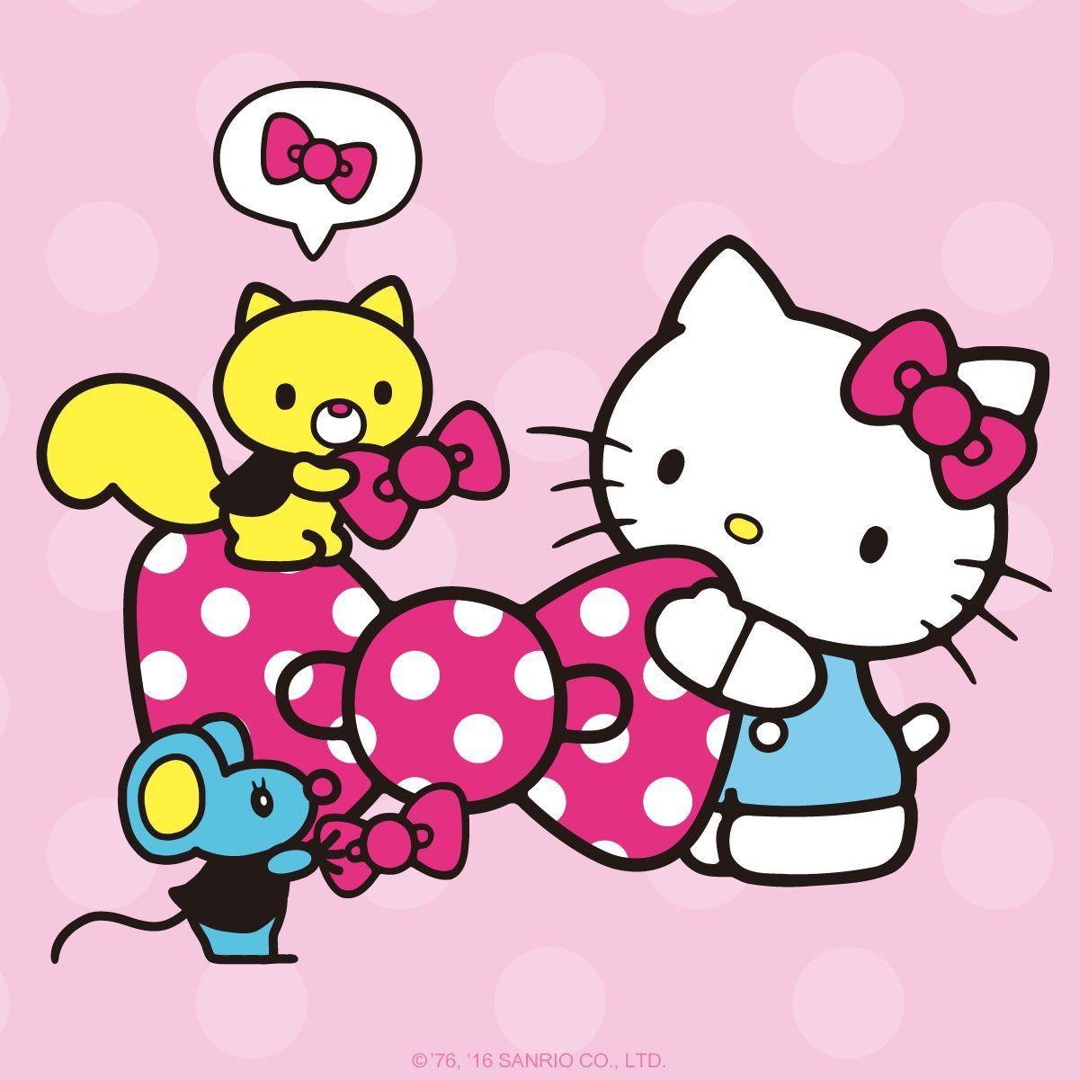 de470529e Hello Kitty, Joey & Rorry | Kitty Kat | Hello kitty merchandise ...