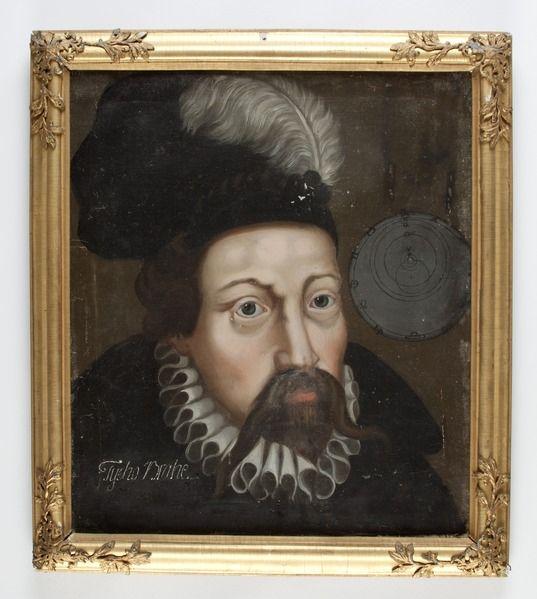 File:Porträtt på danska 1500-tals astronomen Tycho Brahe. Målat cirka 1650-1750 - Skoklosters slott - 93173.tif