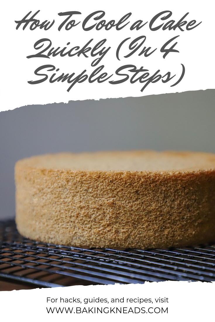 How To Cool A Cake Quickly In 4 Simple Steps Cake Yummy Cakes Cake Toppings