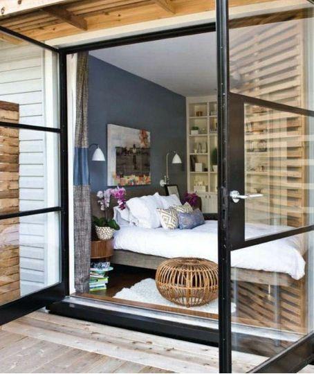 Dream...New York loft #bedroom #laylagrayce #destinationinspiration #newyork #autumn