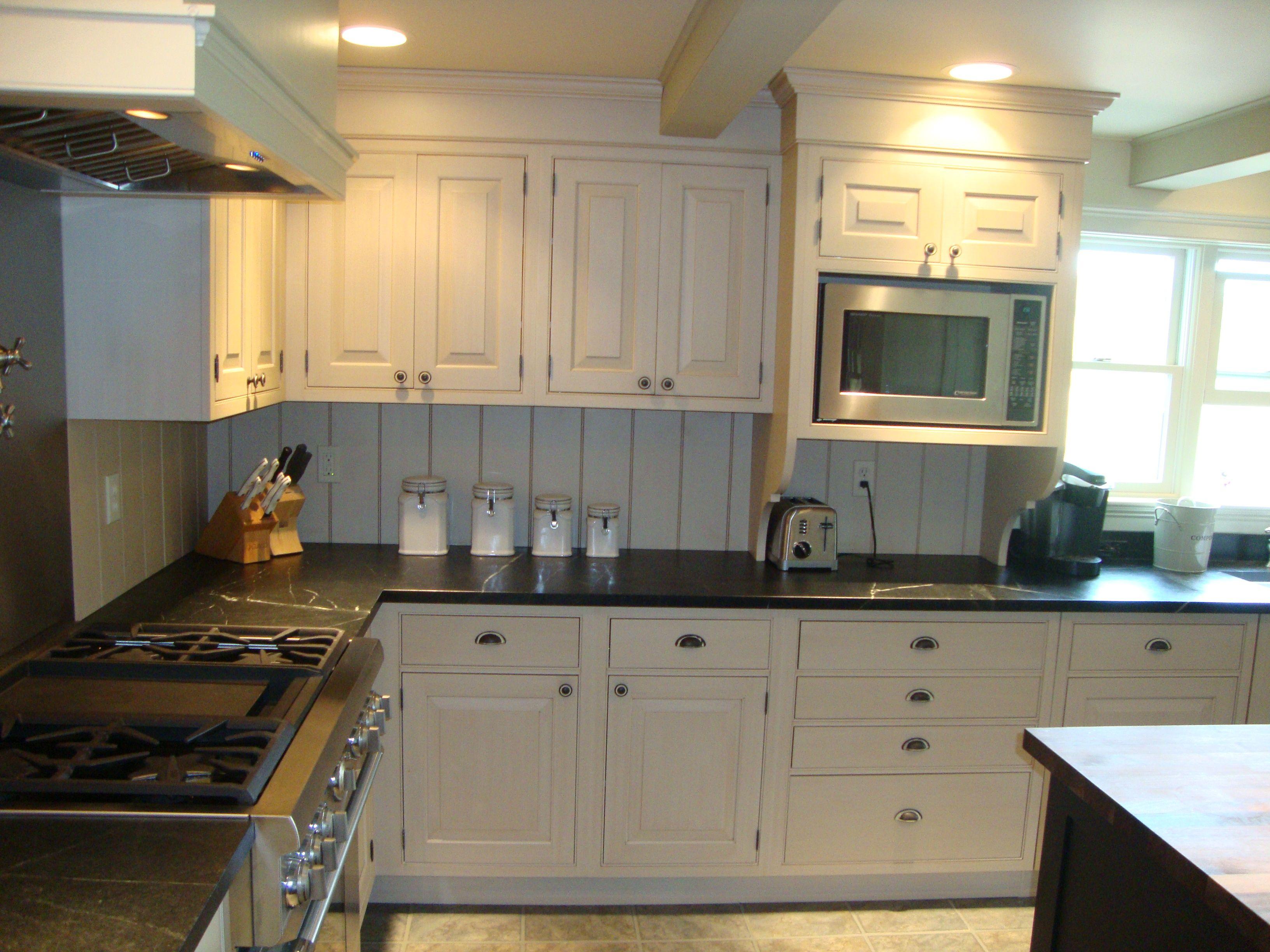 Breathtaking White Wooden Kitchen Cabinet Finished Also Black Granite Countertops Kitchen Cabinet Styles Modern Kitchen Cabinet Design Modern Kitchen Cabinets