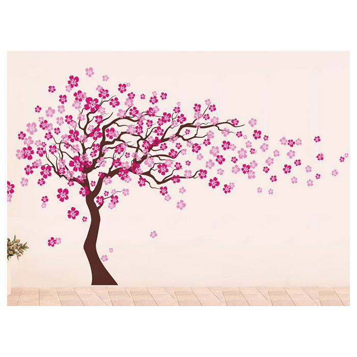 Look what I found on Wayfair! Tree wall murals, Blossom