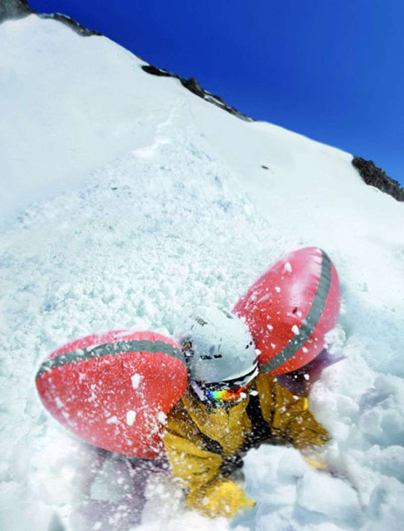 Avy Airbag Click To Read An Interview With The Founder Of Avalanche Photo Skiing Business