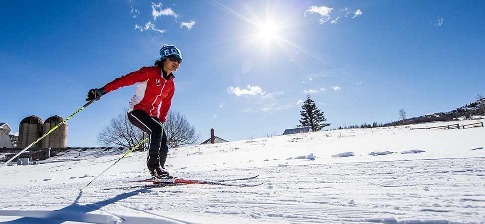 Jans Ambassador Nordic Skiing In Park City Utah Park City Cross Country Skiing Nordic Skiing