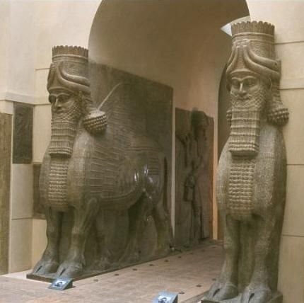 Mesopotamian art and architecture
