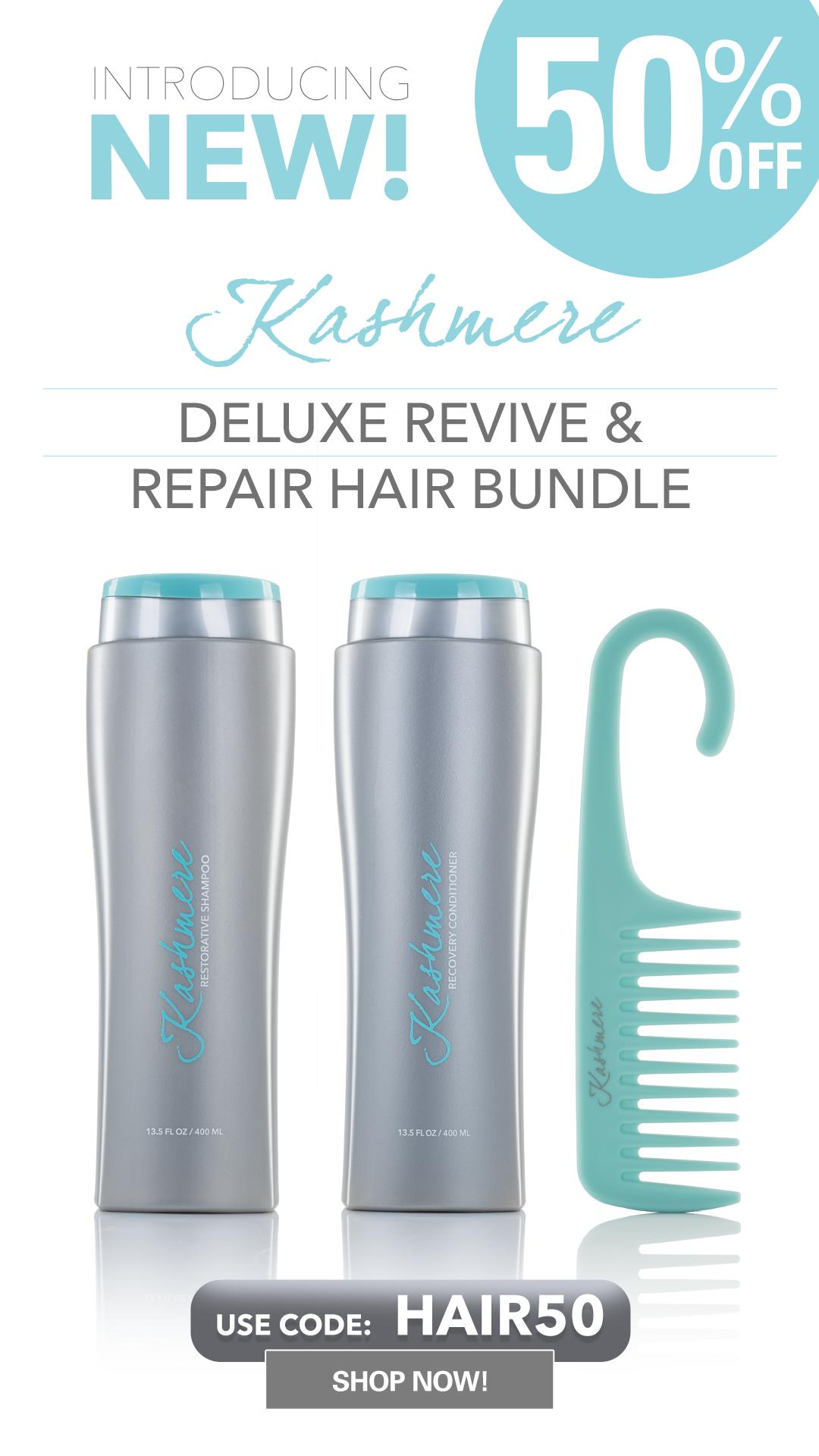 Deluxe Revive & Repair Hair Kit Hair kit, Hair repair