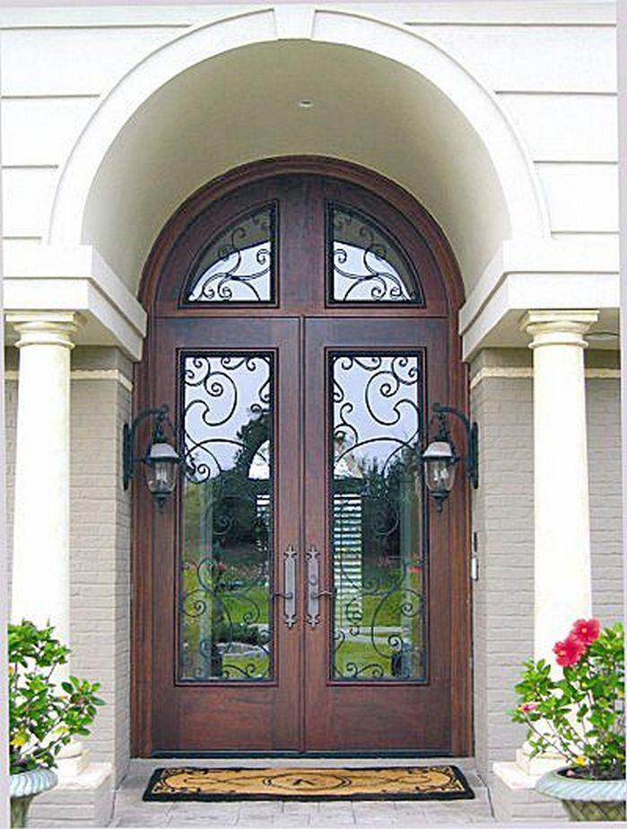 50+ Front Door Design Ideas_26 | Best Door Design Inspirations ...