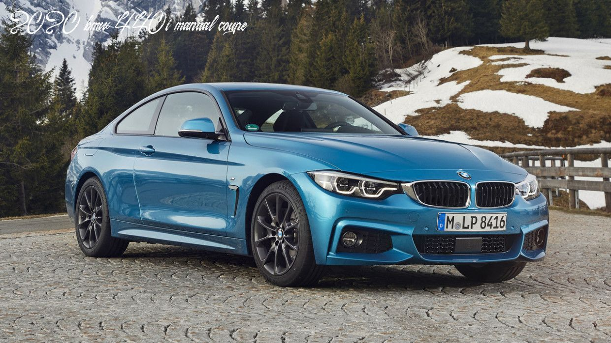 2020 Bmw 440i Manual Coupe In 2020 Bmw Bmw Coupe Coupe