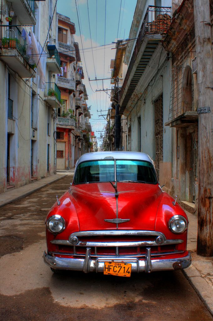 Hope To See Cuba Cars Before They All Get Replaced With Newer