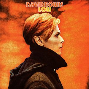 January 14, 1977: David releases Low, the first of the Berlin Trilogies, Brian Eno collaborates. #lowalbum
