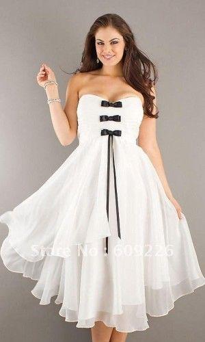 Cheap Plus Size Party Dresses Clothing Big Fashion Show Plus Size