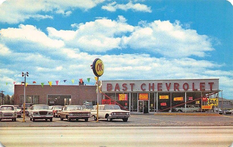 Bast Chevrolet Dealership, Long Island, New York