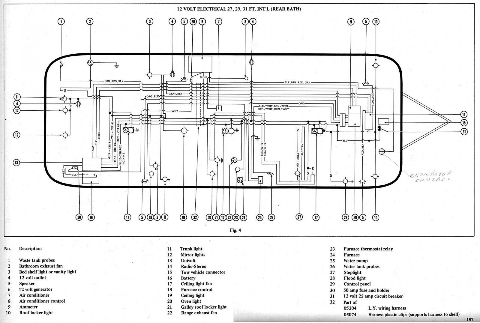 attachment php 1 600 1 077 pixels airstream restoration rh pinterest com Boat Wiring Diagrams Schematics Ford Schematics