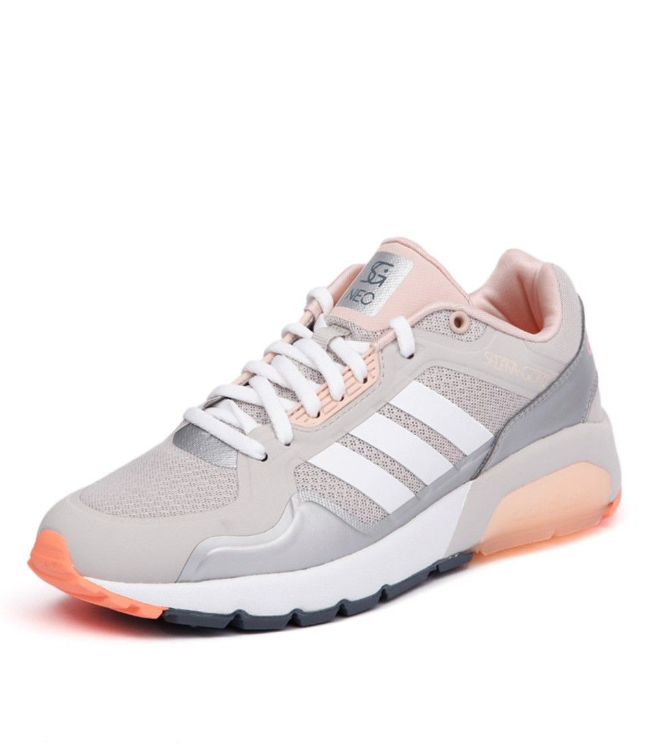 Available at Style Tread | F97974 Run9tis Pgry/wht/sil from Adidas Neo |
