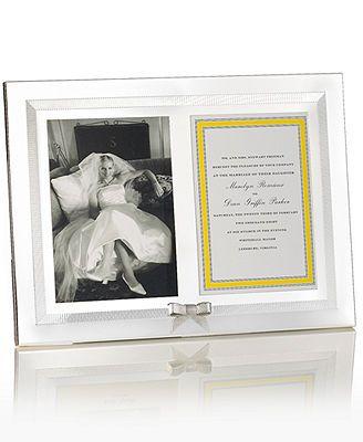 d39d7397130f Grace Avenue Double Invitation Frame | My Ballet inspired Wedding ...